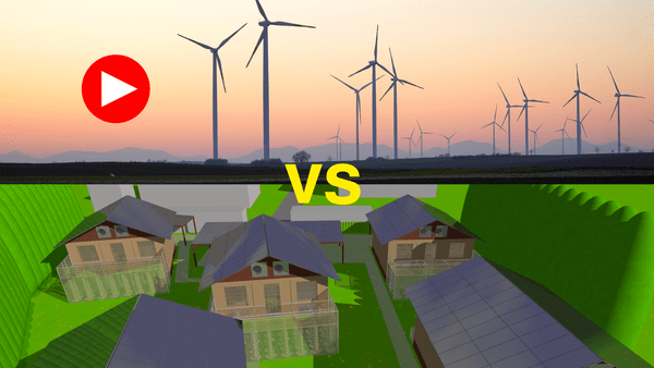 Would Germany be possible with 100% solar electricity? The expansion of wind energy is faltering. Is wind energy really indispensable for the energy transition or would it even work with exclusively 100% solar power?